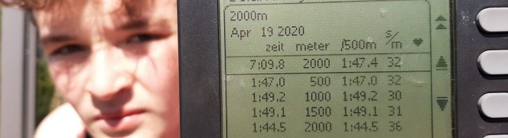 2000m Challenge (aktualisiert)