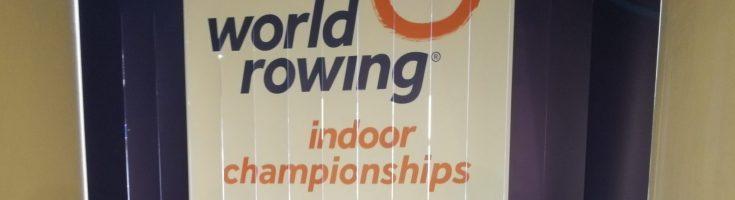 Wolrd Rowing Indoor Championships auf Europäischem Festland