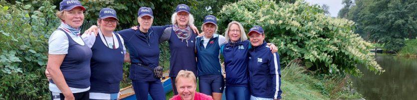 Ruderwanderfahrer aus der Uckermark zurück