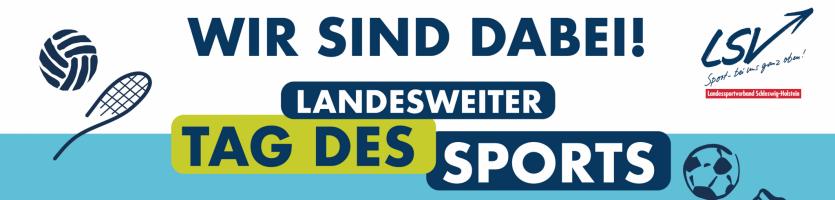 !!!Update!!! Landesweiter Tag des Sports – Wir sind Dabei!