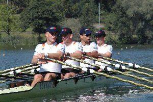 Weltmeisterschaften Rudern Luzern 2001