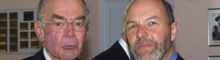 Laudatio zum 85.Geburtstag von Dr. Alfred Block