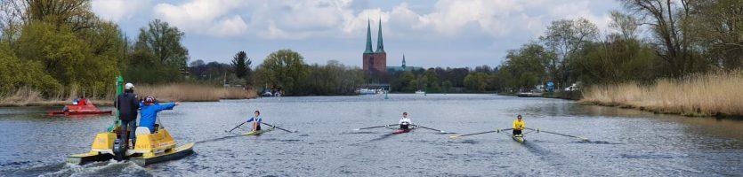 B-Junioren-Rangliste des RVSH in Lübeck