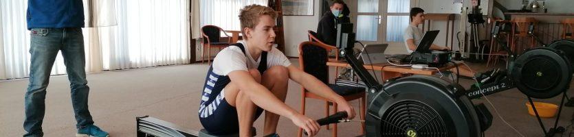 Starke Leichtgewichte bei den Deutschen Ruderergometer Meisterschaften